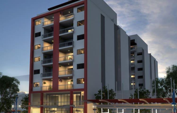 Great new city apartment - Darwin City - Apartotel