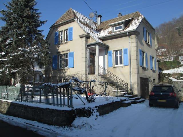 Maison entière Saint Amarin Vosges - Saint-Amarin - Casa