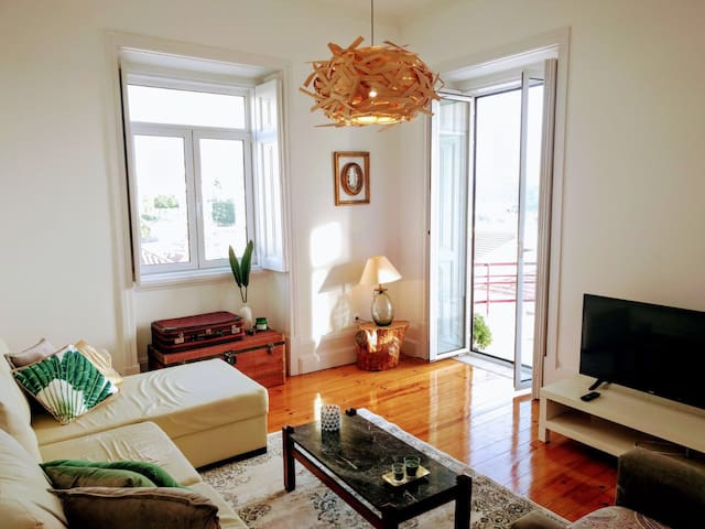 Penthouse in Historic Center - Coimbra - Appartement