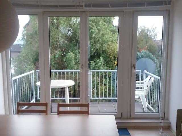 Gemütliches Apartment mit Balkon - Herzogenrath - Departamento
