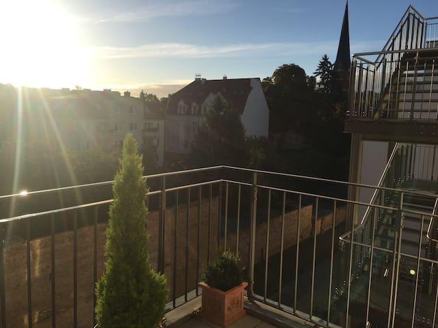 Zimmer mit Aussicht Sanssouci - Potsdam - Apartamento