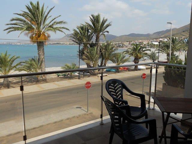 Apartamento frente al mar - Cabo de Palos - Departamento
