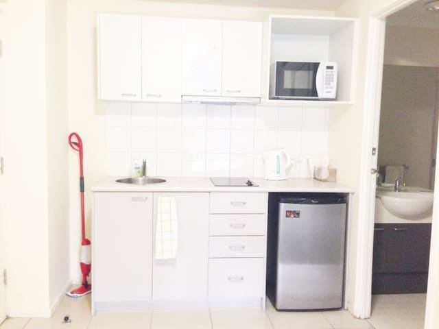 PRIVATE ROOM IN CBD HEART-  BEST PRICE!! VACANT - Melbourne - Pis