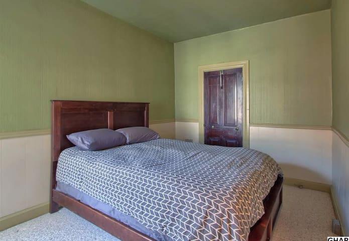 Private 2nd Floor Bedroom - 哈里斯堡 - 連棟房屋