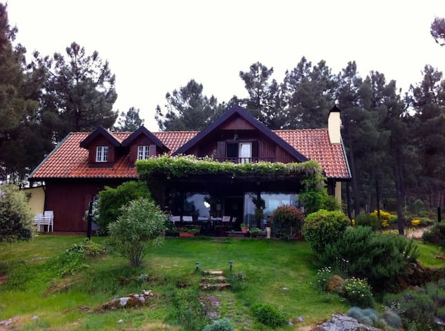 Quinta Douro Valley - 3 suites - São Mamede de Ribatua - Villa
