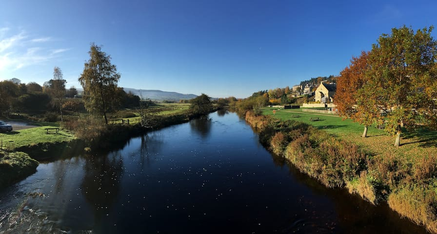 Owl Apartment with beautiful views - Rothbury - Appartement