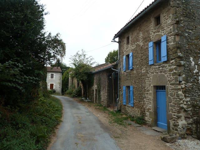 Maison Forrest - Rancon - Ev
