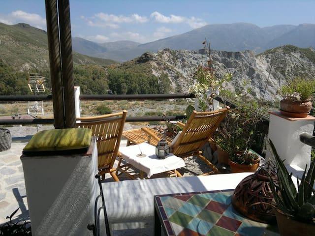 Increíble casa con Terraza y vistas Panorámicas - Bayacas - 獨棟