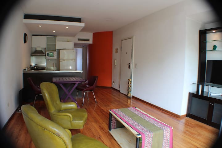 Comfortable 2-room Apartment & Studio w/Laundry - Buenos Aires