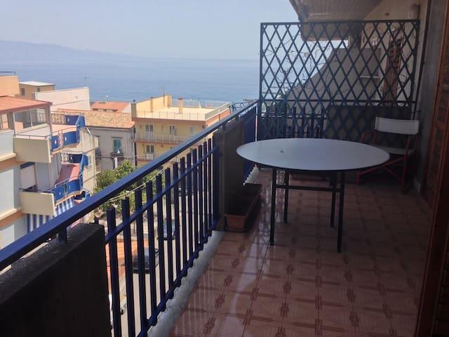 Una finestra sul mare - Roccalumera - Huoneisto