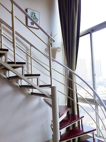 【壹見】宽窄巷子旁北欧风格loft 美食摄影小舍 每个房间都是一个小宇宙 - Chengdu