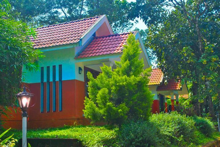 Breeze Villa - Vythiri - Pousada