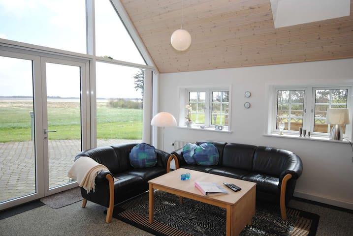 Fantastisk sommerhus med idyllisk belinggenhed - Ulfborg - 公寓