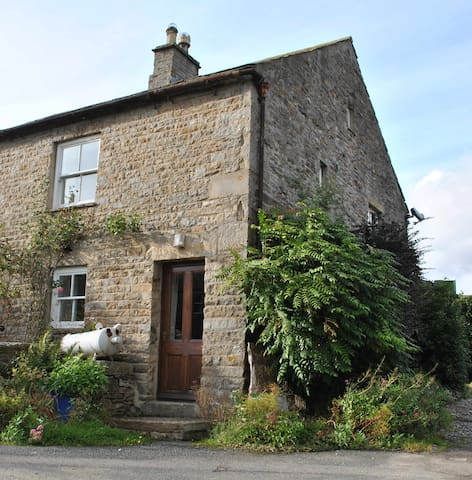 Comfy cottage in Carperby village, Wensleydale - Carperby - Talo