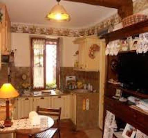 Week end, vacanze romantiche in Langhe, Piemonte - Mango - Lägenhet