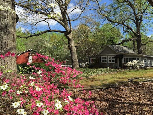 The Cottage at Old Oaks Farm - Greenville