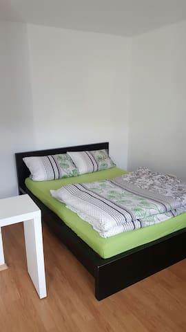 4 Zimmer Wohnung Zwickau, 1-5 Personen - Zwickau - Leilighet