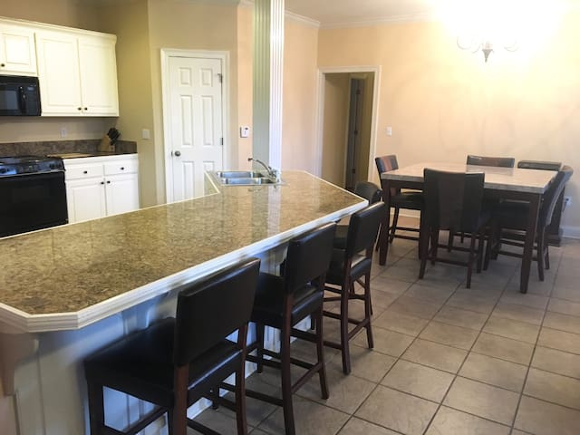 Perfectly Located 3BR Home: 5 minutes from LSU! - Baton Rouge - Hus
