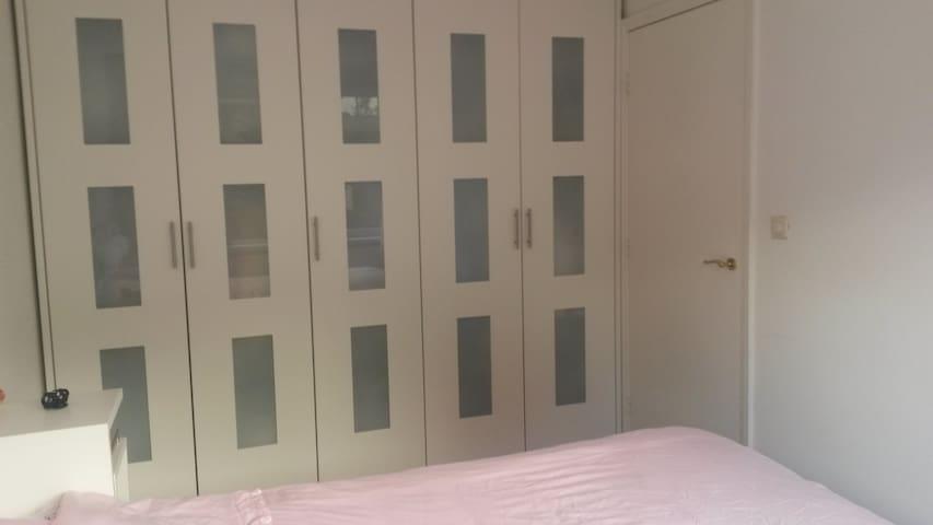 Comfortable appartment 20 min from A'dam Central - Bussum - Lägenhet