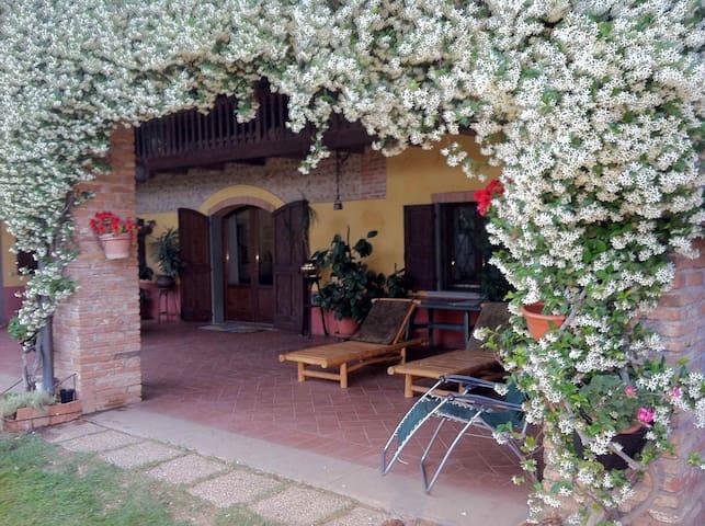 Accogliente cascina ristrutturata - Cazzago San Martino - Hus