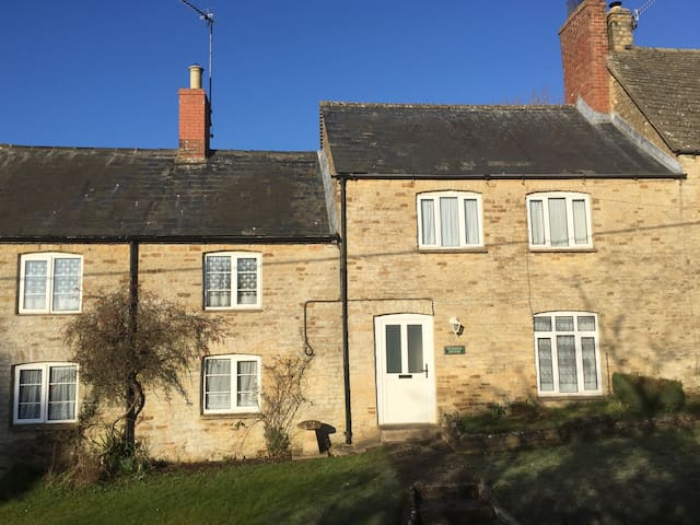 Staddle Stones Cottage - Chipping Norton - Huis