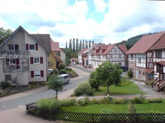 Pfieffetaler Fachwerkzauber - Spangenberg - Lägenhet