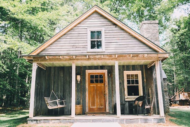The Tobacco Barn - Spotsylvania Courthouse - Hytte