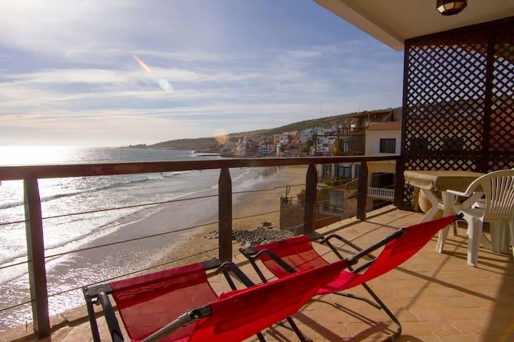 Panorama Bel appart bord de mer - Taghazout - Квартира
