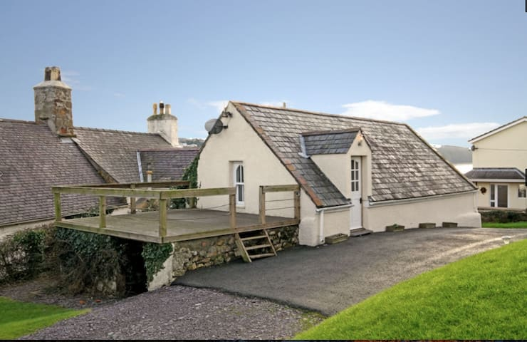 Paddleboard Cottage - Isle of Anglesey - Hus