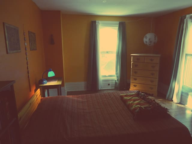 Charming room in Victorian Mansion - Batavia