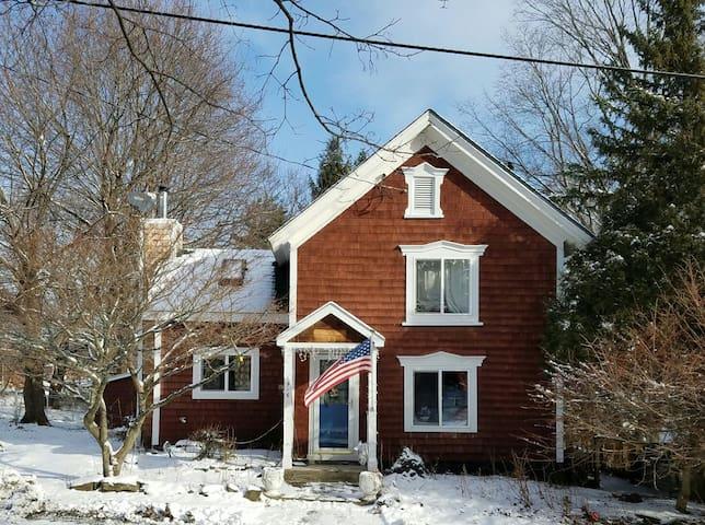 Chatham NY Cottage - Chatham - Casa