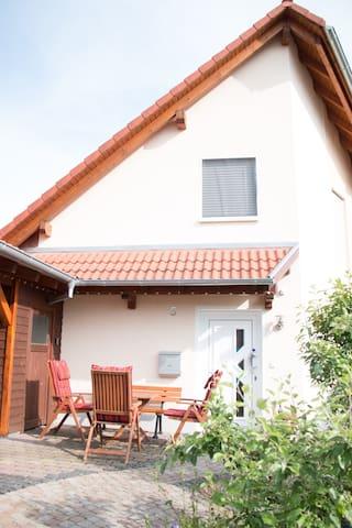 Ferienwohnung Helbig - Allendorf (Lumda) - Appartement en résidence
