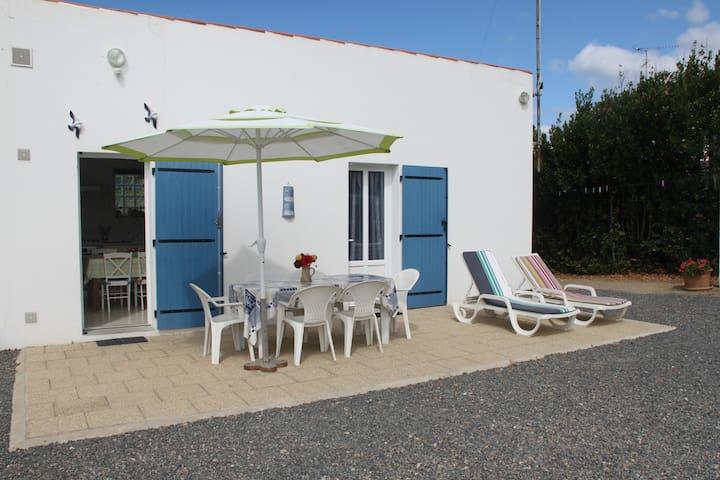 Maison de Vacances à la mer - Saint-Hilaire-de-Riez
