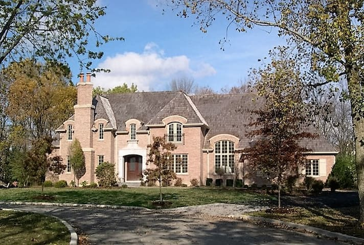 BEAUTIFUL MANSION NEAR O'HARE AND CHICAGO!!!!!!!!! - Highland Park