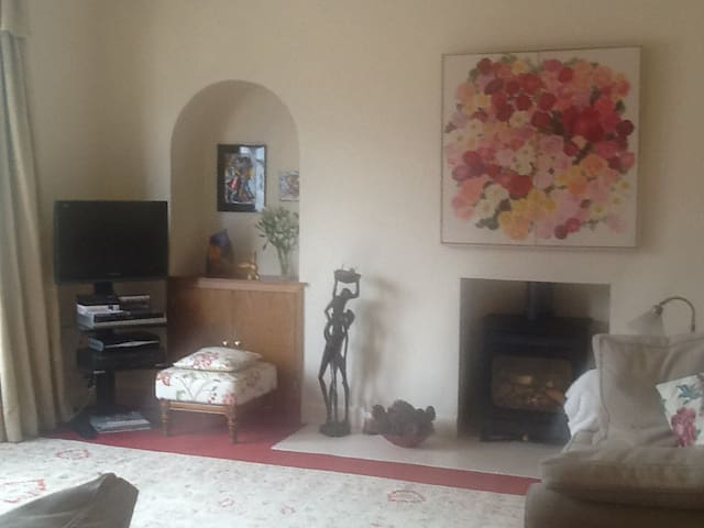 Rose Cottage - Prestwick - Casa