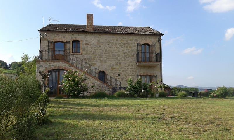 Dimora storica De Camillis - Colle d'Anchise - Hus