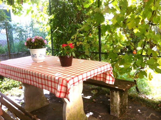 Comfortable big apartment with wifi near lake Como - Calolziocorte - Ev