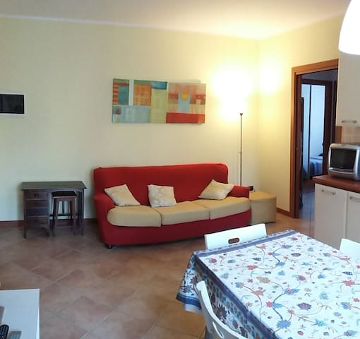 Ruzante Home Padova - apt. per 1-3 persone/people - Ponte San Nicolò - Leilighet