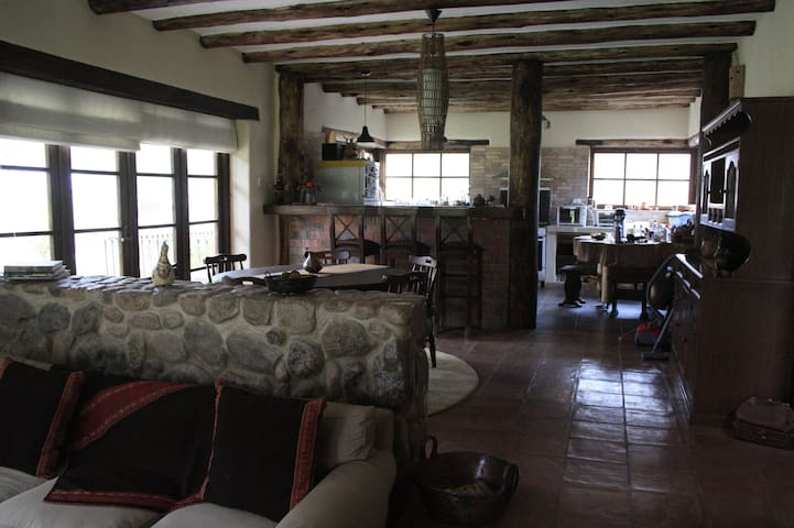 comfortable and new house in sacred valley! - Cusco - Apartemen