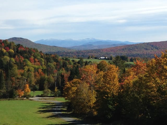 """Experience Vermont at """"The Shawlet"""" - Concord - Casa"""