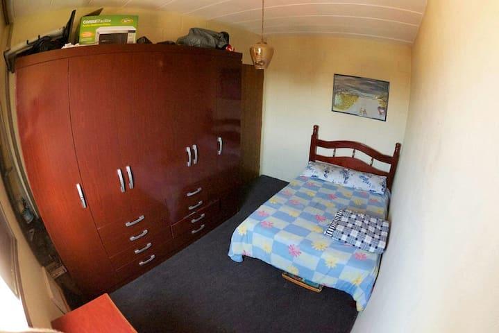 ótimo quarto em taubaté - Taubaté - Departamento