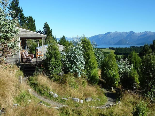 Freestone Cabin - Manapouri - Kulübe