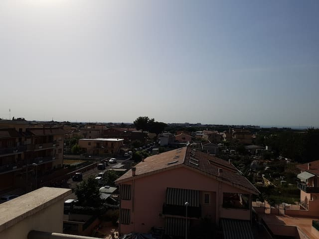 Superattico anagnina tuscolana - Roma - Loft