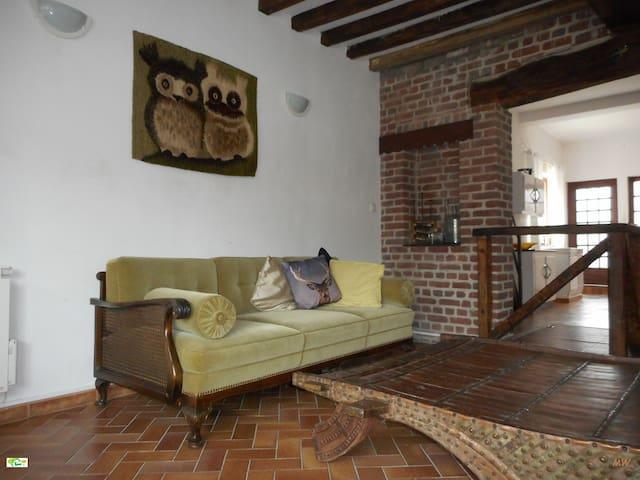 la petite maison dans la forêt - Locquignol - Casa