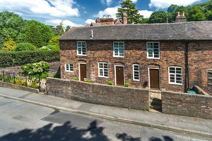 Carpenters Row - Ironbridge - Coalbrookdale - Huis