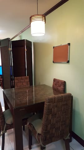 Fully furnished condo unit - Quezon City