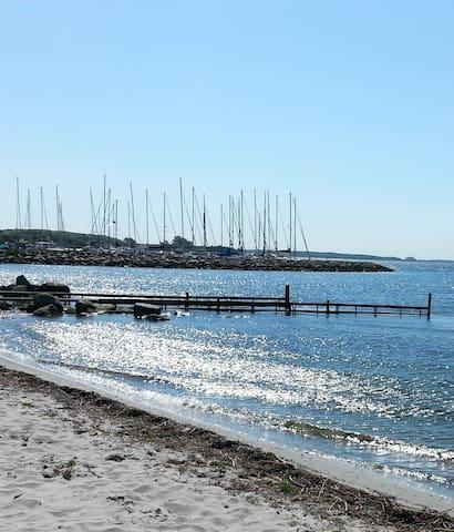 Rolige omgivelser nær stranden - Vester Skerninge - Bed & Breakfast