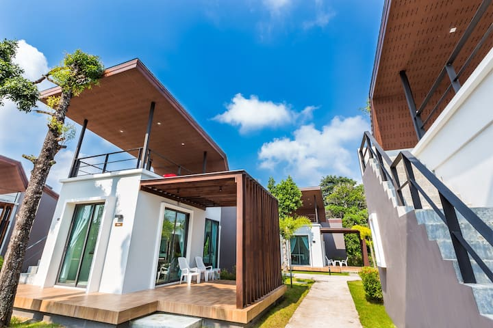 Sea Space Villa, Deluxe 1-Bedroom Villa ( A3 ) - Phuket