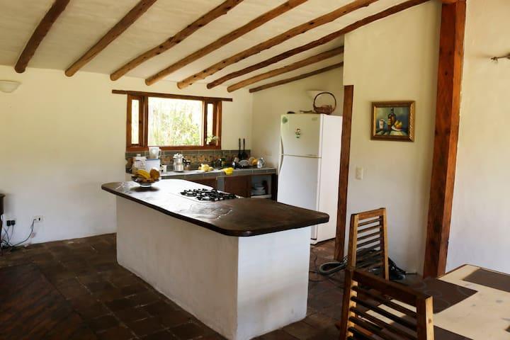 Hermosa casa de descanso y cabaña cerca de ciudad - Chía - Ev