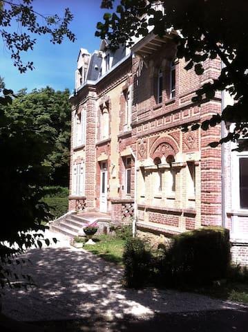 Studio lumineux proche centre et mer - Villers-sur-Mer - Apartament